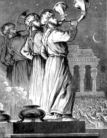 16012043 FST - Nehemiah 12 43 - The Feast of Trumpets